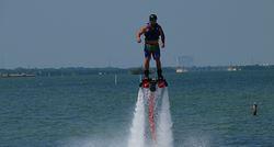 flyboarding TBC